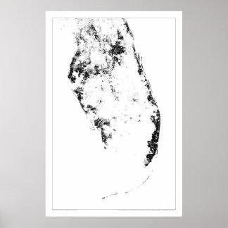 Censo Dotmap de los marismas Impresiones