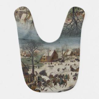 Censo en Belén de Pieter Bruegel Baberos De Bebé