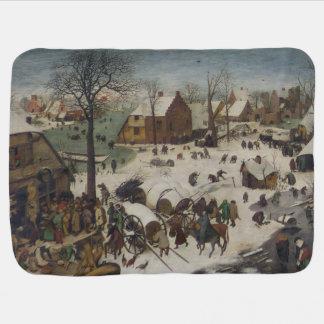 Censo en Belén de Pieter Bruegel Mantas De Bebé