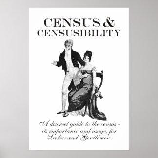 Censo y Censusibility Impresiones