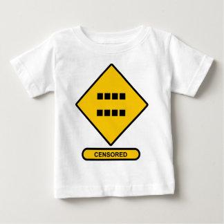 Censored Baby T-Shirt