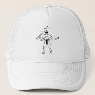Censored Cerne Abbas Giant Trucker Hat