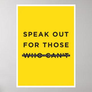 Censorship Poster