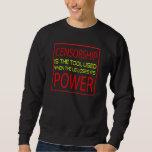 Censorship Sweatshirt