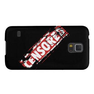 Censurado Carcasas Para Galaxy S5