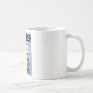 Censurado Taza De Café