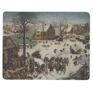 Census at Bethlehem by Pieter Bruegel Journals