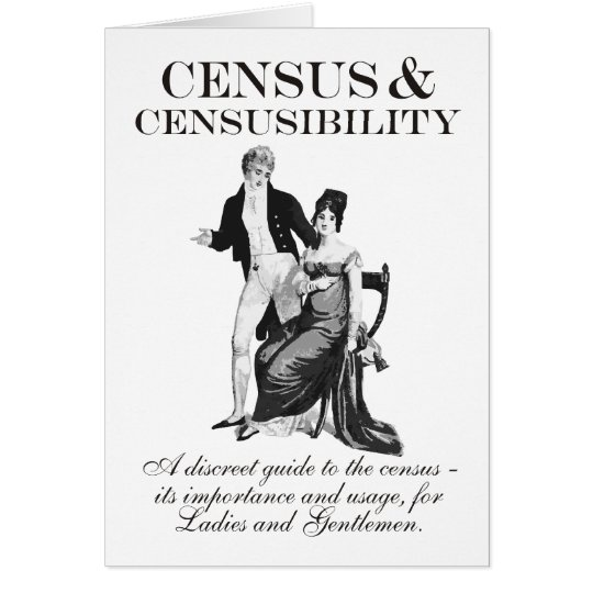 Census & Censusibility Card