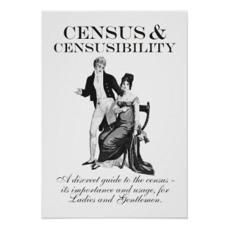Census & Censusibility Poster