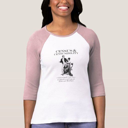 Census & Censusibility T Shirt