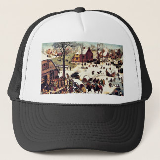 Census in Bethlehem Trucker Hat
