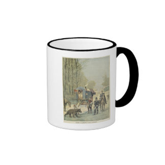Census of Travellers in France Coffee Mugs