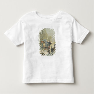Census of Travellers in France Toddler T-shirt