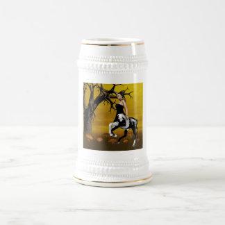 Centaur Beer Stein 18 Oz Beer Stein