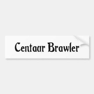 Centaur Brawler Bumper Sticker