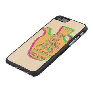 Centaur Carved Maple iPhone 6 Case