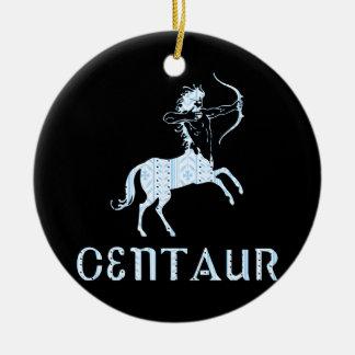 Centaur Ceramic Ornament