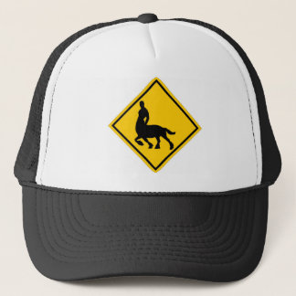 Centaur Crossing Trucker Hat