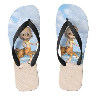 Centaur en la playa