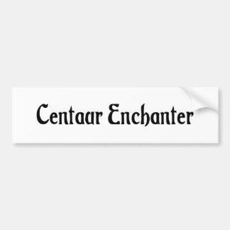 Centaur Enchanter Bumper Sticker