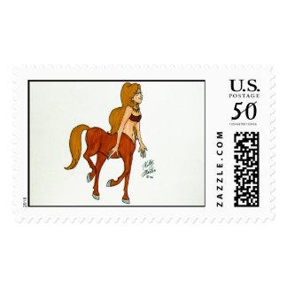Centaur Filly Postage