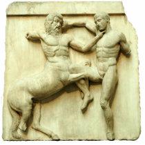 Centaur Frieze Statuette
