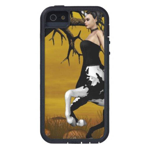 Centaur in Autumn iPhone 5 Covers
