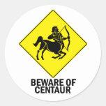 Centaur Pegatina