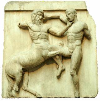 Centaur Standing Photo Sculpture