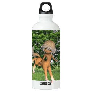 Centaur Playing SIGG Traveler 0.6L Water Bottle