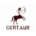Centaur Postales