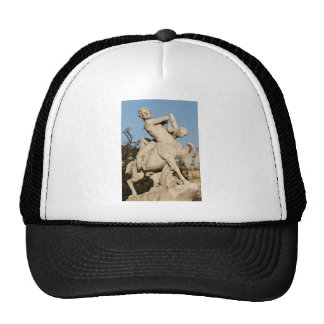 Centaur que lleva de ninfa gorras