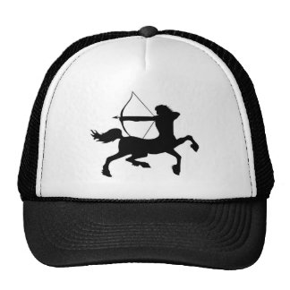 centaur sagitarius Fantasy Trucker Hat