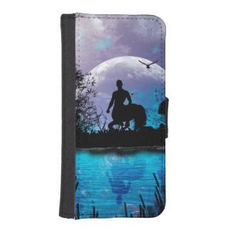 Centaur silhouette iPhone SE/5/5s wallet