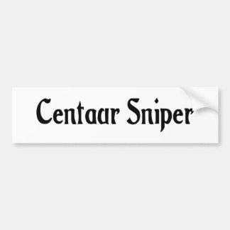 Centaur Sniper Bumper Sticker