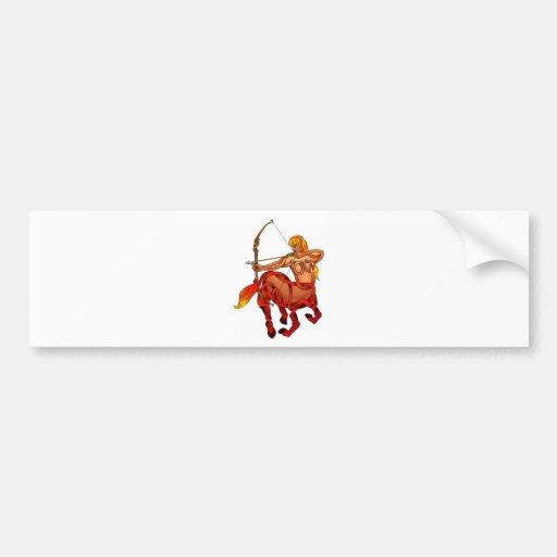 Centauress Bumper Sticker