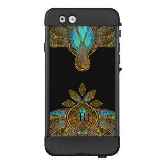 Centauri Deco 6/6s +-Baroque Monogram LifeProof NÜÜD iPhone 6 Case