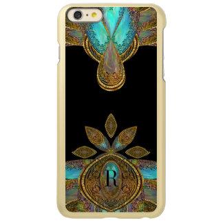 Centauri Deco Monogram Incipio Feather Shine iPhone 6 Plus Case