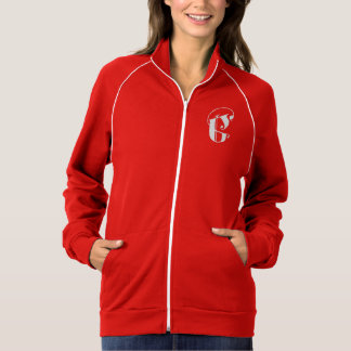 Centauro Graphics Fleece Track Jacket II