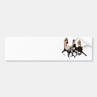 Centaurs Bumper Sticker