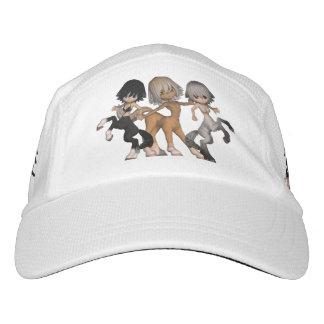 Centaurs juguetones gorras de alto rendimiento