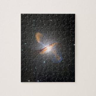 Centaurus A Puzzles