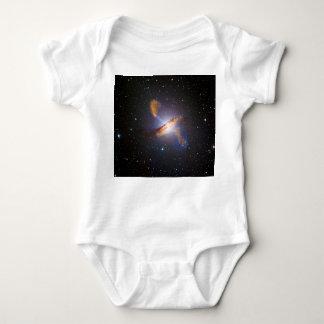 Centaurus A Shows a Supermassive Black Holes Power Baby Bodysuit