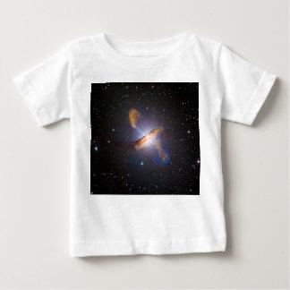 Centaurus A Shows a Supermassive Black Holes Power Baby T-Shirt