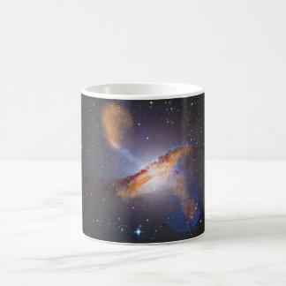 Centaurus A Shows a Supermassive Black Holes Power Mugs