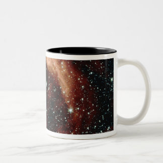 Centaurus Star Formation Two-Tone Coffee Mug