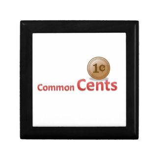 centavos joyero cuadrado pequeño