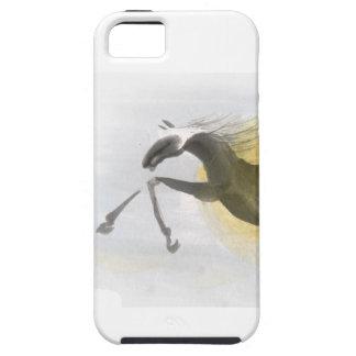 Centelleo - año de caballo funda para iPhone SE/5/5s