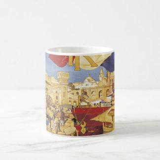Centenaire de L'Algerie Vintage Travel Poster Coffee Mug