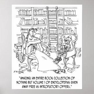 Centenares de enciclopedias del volumen 1 impresiones